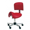 PIBBS Pony Stools with Backrest 679