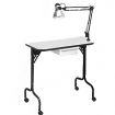 PIBBS Manicure Table Folding Legs 974A