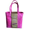 Babyliss Pro Titanium 1 Inch Flat Iron w / Pink Croc Bag BABNTP2510PP