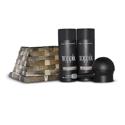 TOPPIK Hair Building Fiber Medium Brown w / Spray Applicator Gift Basket
