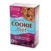 THE HOLLYWOOD Cookie Diet Oatmeal 12 Cookies 3 Day Supply