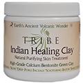 TRIBE Calcium Bentonite Clay Facials and Skin Care 16oz