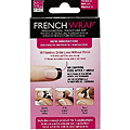 NAIL BLISS French Wrap Thick Black Professional Manicure Kit  NBK005