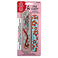 FLOWERYNail File Catty Blister Card 6pcs  FC-400