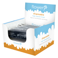 FLOWERY D-Files Disposable 5 Second Competition Buffer Pack of 25  DFBUFF-25