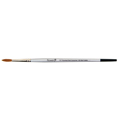FLOWERY Pointed 60 7.5 inch Pure Red Sable Brush  BSA060