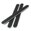 GETI BEAUTY Standard Black 120 / 240 Washable Nail File Made in USA (Pack of 10)