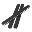 GETI BEAUTY Standard Black 180/180 Washable Nail File Made in USA (Pack of 10)