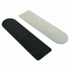 GETI BEAUTY Disposable Pedi Abrasive Replacement Pads 180 Grit 1 Inch x 3-3 / 4 Inch Made In USA (Pack of 20)