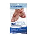 GRAHAM Soak-Off Gel Nail Wraps Pack of 10  BT60663