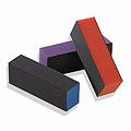 JUST FOR NAILS Fine / Super Fine Sani Block BlueQuantity:12pcs  NOE816