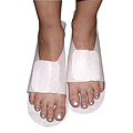 JUST FOR NAILS Pedicure Slippers Quantity: 50pcs  FS8000