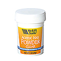 NO LIFT NAILS Acrylic Nail Powder Clear 1oz