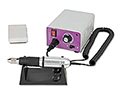 PEBCO Professional  Mercedes 25000 Nail Machine w/ foot Pedal / Diamond Bits Set  PB-25000