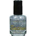 SATION Professional Silver Glitter Nail Polish 0.5oz Color: 45