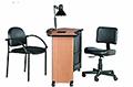 KAYLINE Modular Manicure System Client Chair  700V