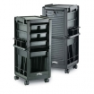 KAYLINE Gadabout Rollabout with Lockable Scissor Drawer G1-PS