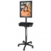 KAYLINE Portable Styling Station with Mirror PS200