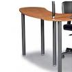 KAYLINE Silhouette Modular Manicure System Left Return Table S300-L