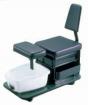 PEDICUREPAL Complete Rolling Pedicure Station w / Back Rest 508