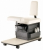 PEDICUREPAL Complete Rolling Pedicure Station w/Back Rest 509