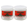 AZTEC SECRET Indian Healing Clay Deep Pore Cleansing 1 Pound (Pack of 2)