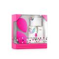 BEAUTY BLENDER BB Clean-Two Pink Blenders w / Liquid Cleanser 5oz