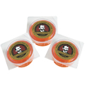 COLONEL CONK Amber Glycerine Shave Soap 2.25 oz (Pack of 3)
