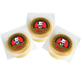 COLONEL CONK Bay Rum Glycerine Shave Soap 2.25 oz (Pack of 3)