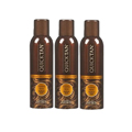 BODY DRENCH Quick Tan Instant Spray 6 oz (Pack of 3)