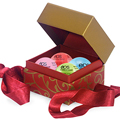 EOS Smooth Sphere Lip Balm Gift Box 4-Pack