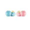 EOS Visibly Soft Lip Balm Vanilla Mint & Coconut Milk Duo Pack