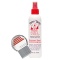 FAIRY TALES Rosemary Repel Lice Prevention Leave-In Conditioning Spray 8 oz W / Terminator Nit-Free Comb