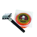FEATHER Double-Edge Razor Made in Japan w /  Amber Glycerin Shaving Soap