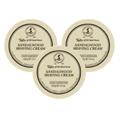 TAYLOR OF OLD BOND STREET Sandalwood Shave Cream Bowl 150g (Pack of 3)