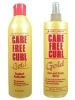 SOFT SHEEN Care Free Curl Gold Hair Styling Kit