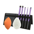 REAL TECHNIQUES Starter Brush Set with Makeup Sponge and Cleansing Sponge