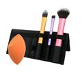 REAL TECHNIQUES Travel Essentials Brush Set w / Miracle Complexion Sponge