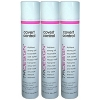 TRIDESIGN Covert Control Holding Hair Spray 10.5oz / 298g Pack of 3