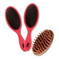 LUXOR Pro Detangling Shower Wet Brushes w /  Marvy Scalp Brush