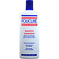 FOLICURE Shampoo for Fuller, Thicker Hair Strengthens Fine or Thinning Hair Adds Body & Fullness, Clears Blocked Hair Follicles & Cleans Gently without Stripping 12oz / 355ml