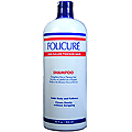 FOLICURE Magnum Shampoo for Fuller, Thicker Hair Strengthens Fine or Thinning Hair Adds Body & Fullness, Clears Blocked Hair Follicles & Cleans Gently without Stripping 32oz/946ml