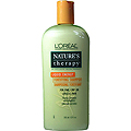 LOREAL Natures Therapy Mega Strength Fortifying Shampoo for Damaged or Weakened Hair Prone to Breakage 12oz / 355ml