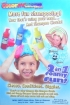 SCOTT'S Color Me Clean for Kids Shampoo Clouds 2-in-1 Foaming Shampoo & Conditioner Kit 16oz / 480ml