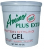 AMINO PLUS Styling Gel Super 15oz / 443ml
