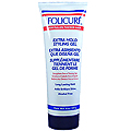 FOLICURE Extra Hold Styling Gel for Fuller, Thicker Hair Long Lasting Hold, Adds Brilliant Shine & Alcohol Free 8oz / 237ml