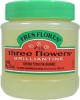 TRES FLORES Three Flowers Brilliantine Pomade 3.25oz / 99g