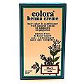COLORA Henna Crème 2oz BLACK  FS0121