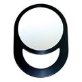 HAIRART Round Mirror Black 9M15-1