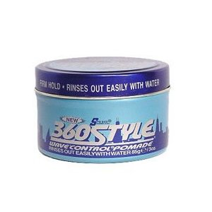 360 style hair products scurls 360 style wave pomade firm hold 3oz 85g 4161